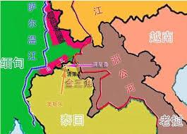 缅甸小勐拉南板地图图片大全_uc今日头条新闻网