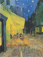 Image result for Café Terrace at Night